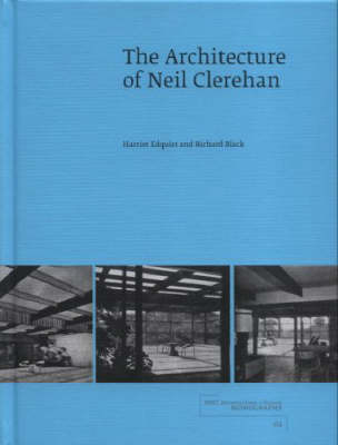Neil Clerehan: The Architecture of (Hardback)
