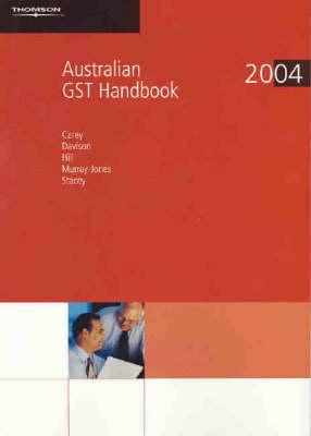 Australian Gst Handbook (Paperback)