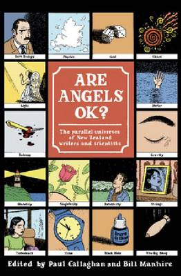 Are Angels OK: The Parallel Universes of New Zealand Writers and Scientists (Paperback)