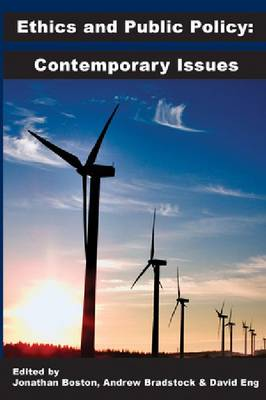 Ethics and Public Policy: Contemporary Issues (Paperback)