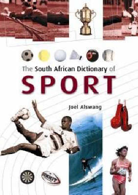 The South African Dictonary of Sport (Paperback)