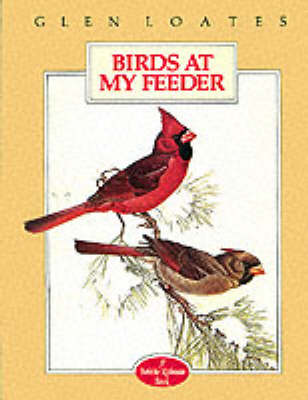 Birds at My Feeder - North American Wild Life S. (Paperback)