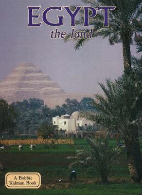 Egypt, the Land - Lands, Peoples & Cultures (Hardback)