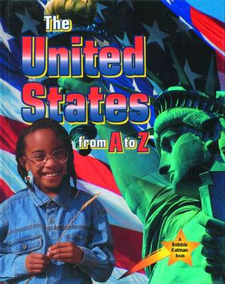 The United States from A to Z - AlphaBasiC's S. (Hardback)