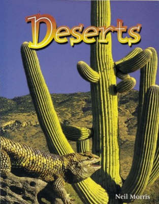 Deserts - Wonders of the Earth S. (Paperback)