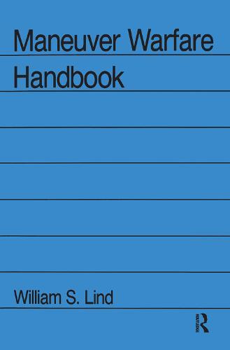 Maneuver Warfare Handbook (Paperback)