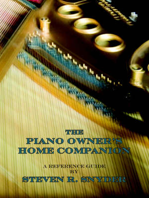 The Piano Owner's Home Companion (Paperback)