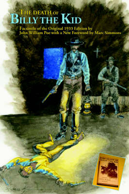 The Death of Billy the Kid - Southwest Heritage (Paperback)