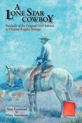 A Lone Star Cowboy - Southwest Heritage (Paperback)