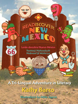 Readiscover New Mexico (Paperback)