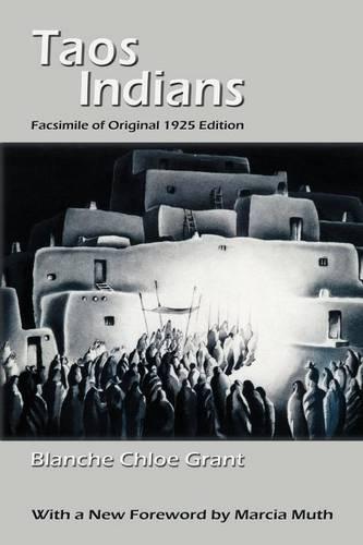 Taos Indians - Southwest Heritage (Paperback)