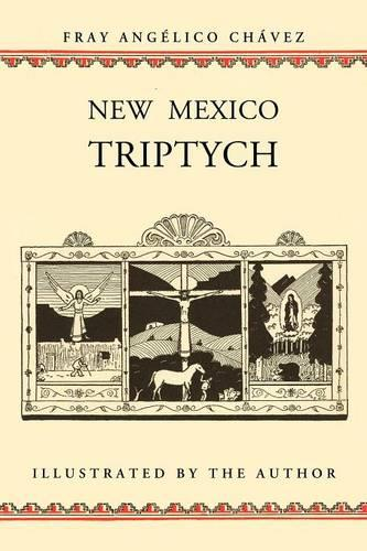 New Mexico Triptych - Southwest Heritage (Paperback)
