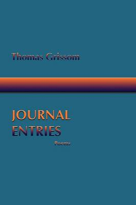 Journal Entries, Poems (Paperback)