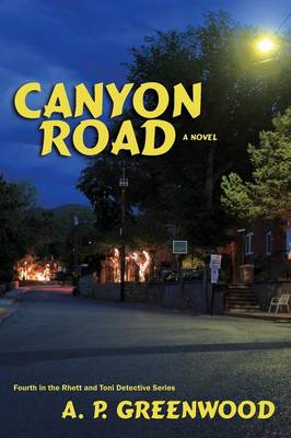 Canyon Road, a Novel (Paperback)