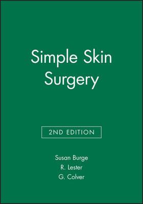 Simple Skin Surgery (Paperback)