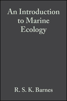 An Introduction to Marine Ecology (Paperback)