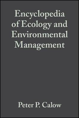Encyclopedia of Ecology and Environmental Management (Hardback)