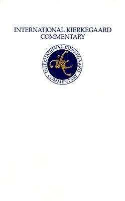 Concept of Anxiety - International Kierkegaard Commentary (Hardback)
