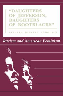 Daughters of Jefferson/Bootblacks (Hardback)