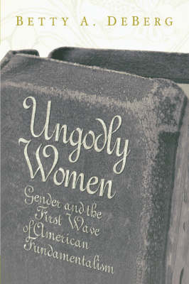 Ungodly Women (Paperback)