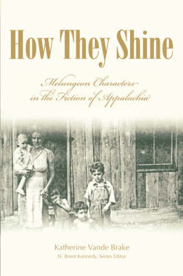 How They Shine: Melungeon (Paperback)
