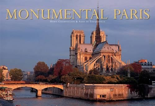 Monumental Paris (Hardback)