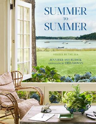 Summer to Summer: Houses by the Sea (Hardback)
