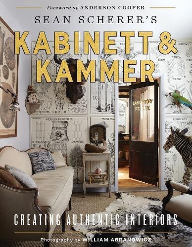 Kabinett & Kammer: Creating Authentic Interiors (Hardback)