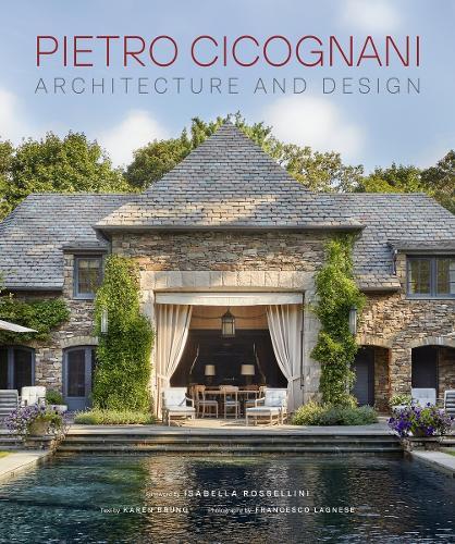 Pietro Cicognani: Architecture and Design (Hardback)
