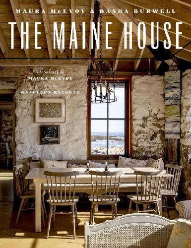 The Maine House (Hardback)
