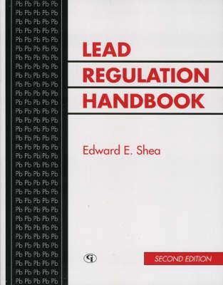 Lead Regulation Handbook (Paperback)