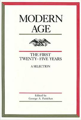 Modern Age: The First Twenty-five Years - A Selection (Hardback)