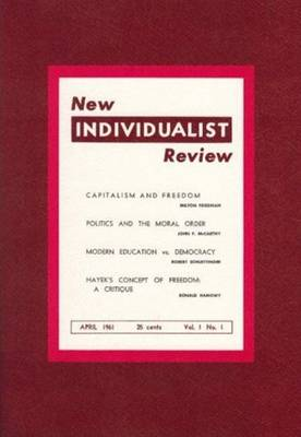 New Individualist Review (Paperback)