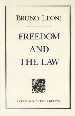 Freedom and the Law (Paperback)