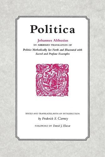 Politica (Paperback)