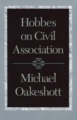 Hobbes on Civil Association (Paperback)