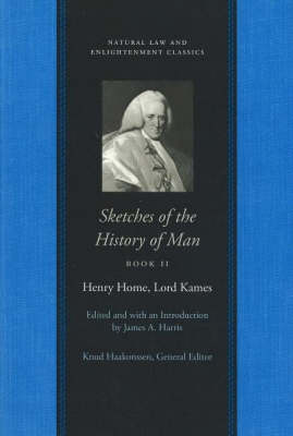Sketches of the History of Man (Paperback)