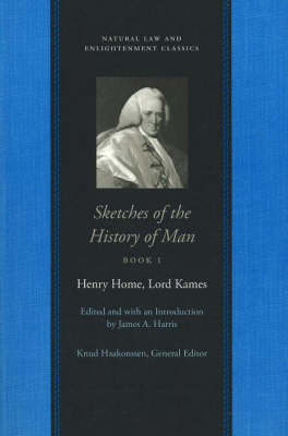 Sketches of the History of Man: v. 1 (Paperback)
