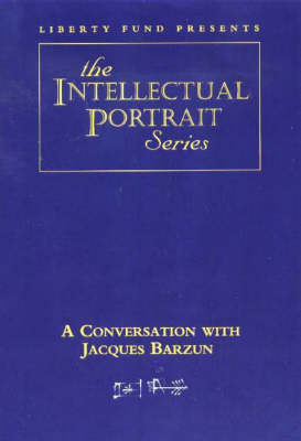Conversation with Jacques Barzun (DVD)