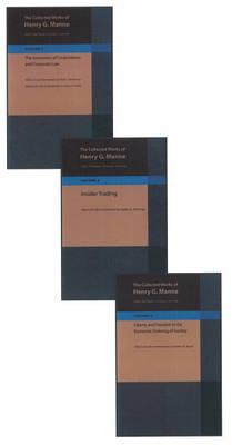 Collected Works of Henry G Manne (Hardback)
