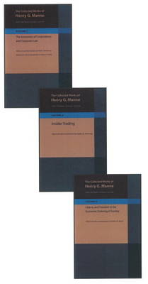 Collected Works of Henry G Manne (Paperback)