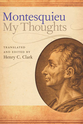 My Thoughts (Hardback)