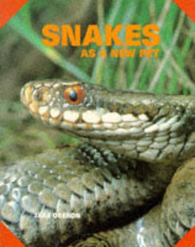 Snakes as a New Pet (Paperback)