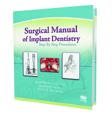 Surgical Manual of Implant Dentistry: Step-by-step Procedures (Hardback)