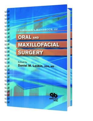 Clinician's Handbook of Oral and Maxillofacial Surgery (Hardback)