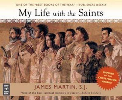 My Life with the Saints (CD-Audio)