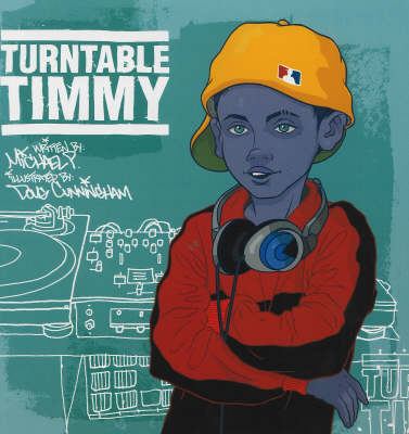 Turntable Timmy (Hardback)