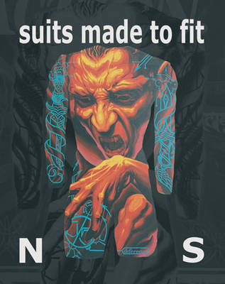 Suits Made To Fit: Tattoos from the New Skool Collective (Paperback)