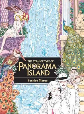 The Strange Tale Of Panorama Island (Hardback)
