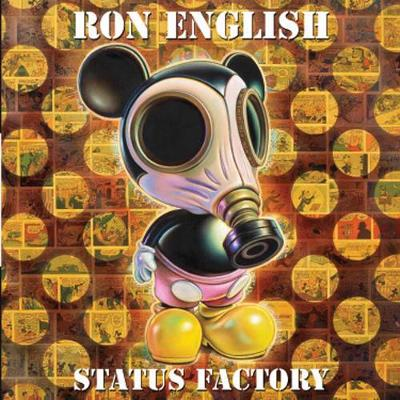Status Factory: The Art Of Ron English (Hardback)